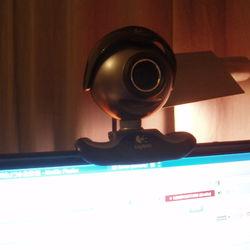 Webcam mit Sichtschutz gegen Backdoor-Virus