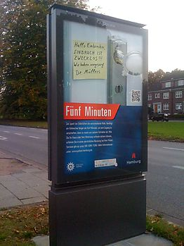 Bundesweite Öffentlichkeitskampagne zum Einbruchschutz